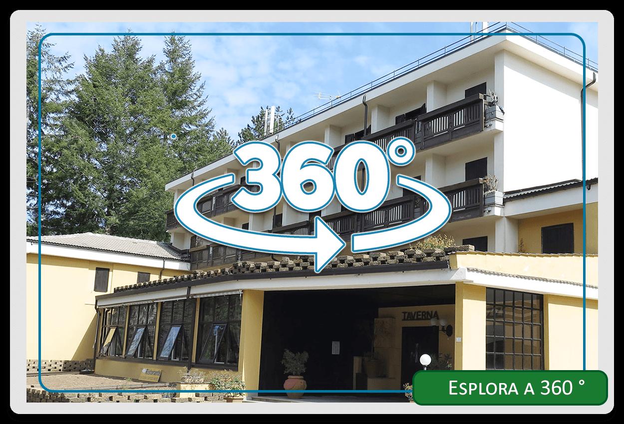 albergo 360